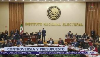 INE aprueba presupuesto con recortes, pero pedirá ampliación a Hacienda