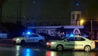 Atacan a tiros instalaciones de Fuerza Civil en Nuevo León