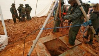 israel localiza sexto tunel de hezbola y finaliza operacion en frontera libanesa