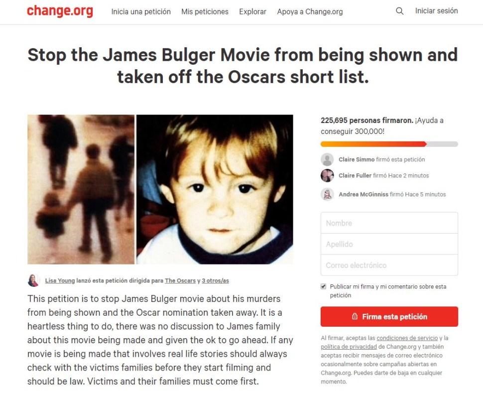 foto change org james bulger