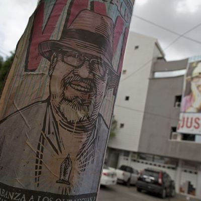 AMLO pide informe sobre asesinato del periodista Javier Valdez
