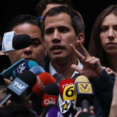 Guaidó pidió detener repatriación de reservas de oro