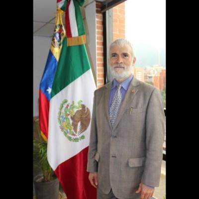 México envía representante a investidura de Nicolás Maduro