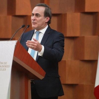 México debe dar confianza al exterior para lograr un futuro competitivo: Castañón