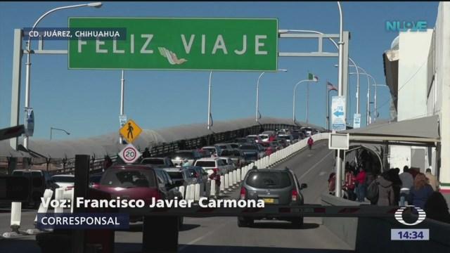 ¿Qué cambios económicos hay en la frontera este 1 de enero?
