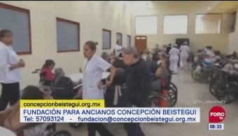 La Fundación para ancianos Concepción Beistegui