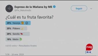 #LaEncuestaEnExpreso