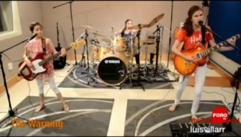 Las Hermanas Rockeras Que Formaron The Warning, Hermanas Rockeras, The Warning, Tres Hermanas Mexicanas, Cover De Metallica, Youtube, Banda De Rock,