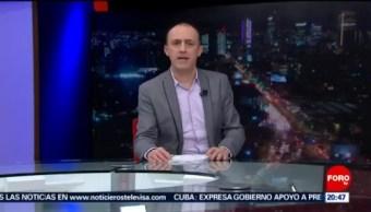 Las noticias, con Julio Patán: Programa del 23 de enero de 2019