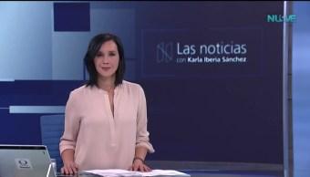 Las Noticias, con Karla Iberia: Programa del 22 de enero del 2019