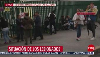 Lesionados por explosión en Tlahuelilpan siguen graves