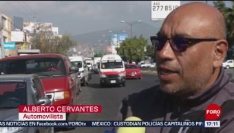 Michoacán cumple casi 20 días de desabasto de combustible