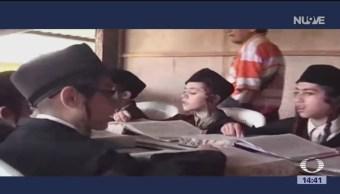 Lev Tahor, secta que secuestró a dos niños estadounidenses