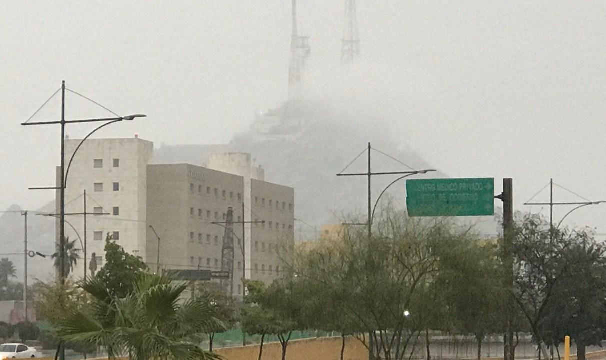 Frente frío 23 afecta a Sonora con bajas temperaturas