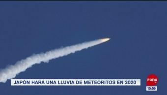 #LoQueVimosEnLaRed: Japón hará una lluvia de meteoritos en 2020