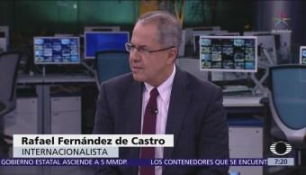 Los demócratas saben cómo doblar a Trump: Fernández de Castro