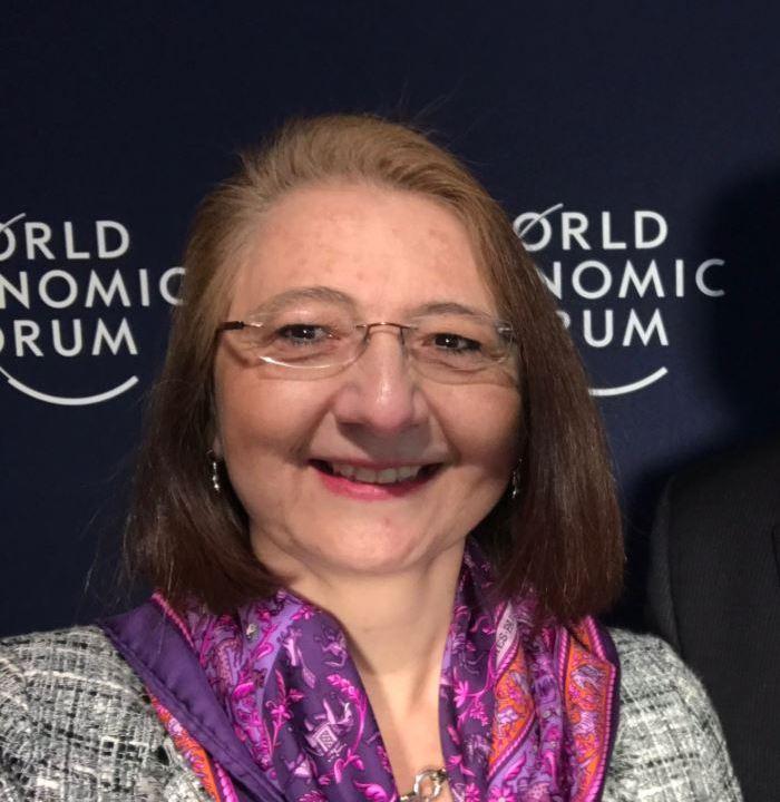 Foto: Subsecretaria de Economía, Luz María de la Mora, habla del PIB en México, el 23 de enero 2019.