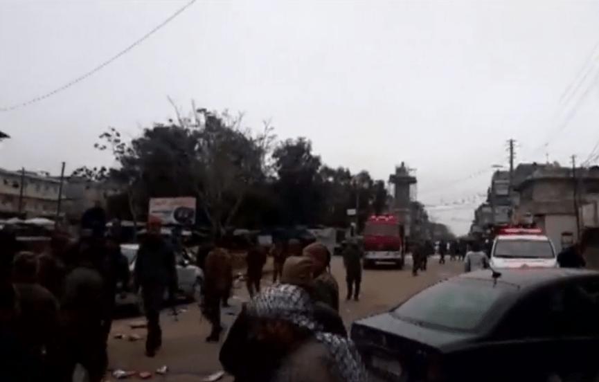 Más de diez muertos por ataque terrorista en Siria. (Reuters)