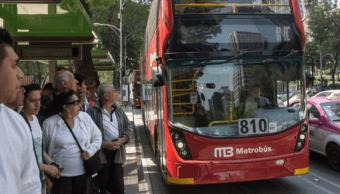 Metrobús Reforma, retiro de publicidad, INAH, Claudia Sheinbaum, Twitter, 25 enero 2019
