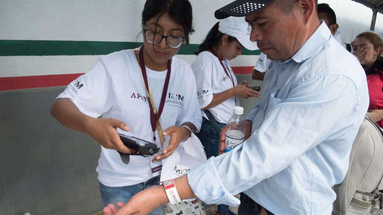 México activa plan de atención a caravana migrante