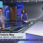 México enfrentará entorno económico internacional no favorable, dice Valeria Moy