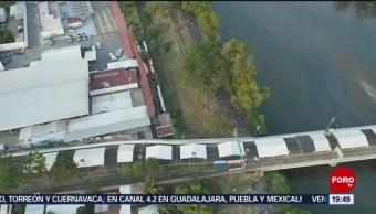 FOTO: Migrantes Afectan Paso Vehicular De Puente Fronterizo, Paso Vehicular De Puente Fronterizo, 11 Mil Migrantes, Visa Humanitaria, Puente Fronterizo Entre México Y Guatemala, 26 enero 2019