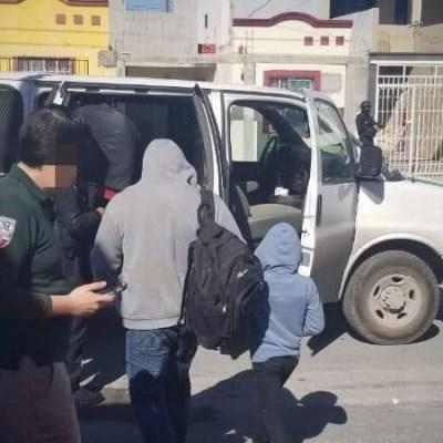 Aseguran a 16 migrantes en una vivienda en Reynosa, Tamaulipas