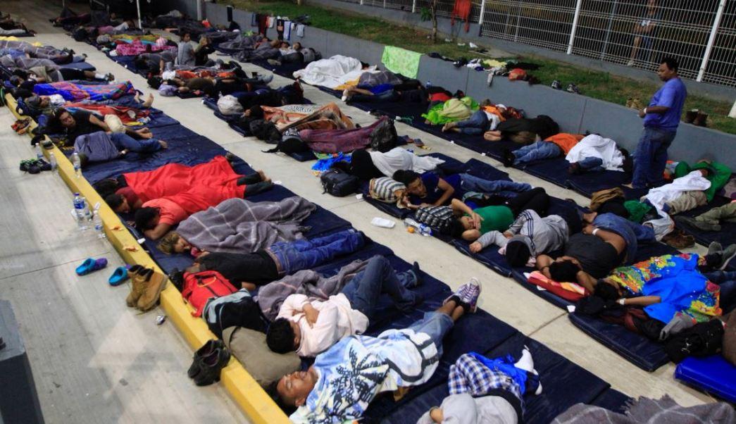 Gobierno federal descarta riesgo sanitario por caravana migrante