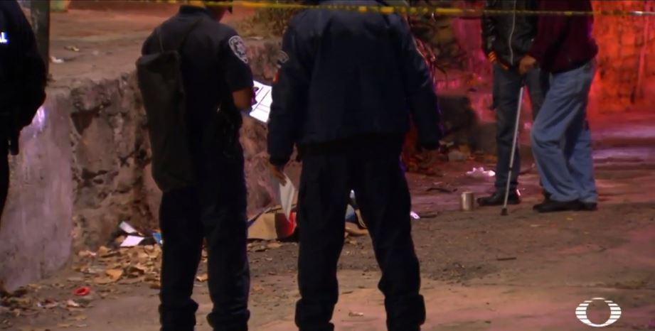Mujer muere durante fuego cruzado en Naucalpan, Edomex