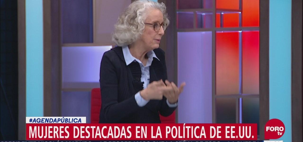 Mujeres destacadas en la política de Estados Unidos
