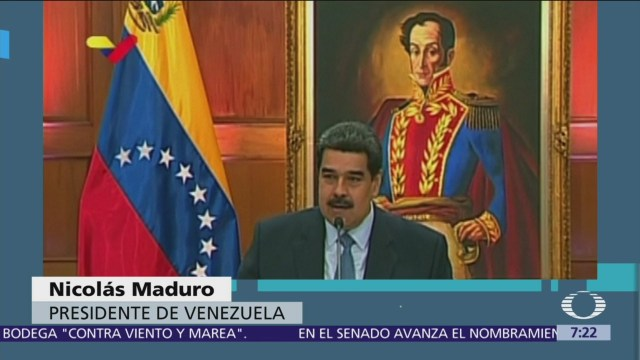 Nicolás Maduro rinde protesta para segundo mandato presidencial en Venezuela