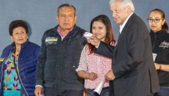 Foto: No habrá divorcio entre gobierno y el pueblo, dice AMLO en Tlaxcala 31 enero 2019
