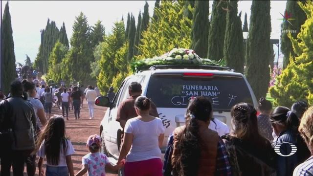 Foto: Detenidos Muerte Giselle Chimalhuacán 28 de Enero 2019