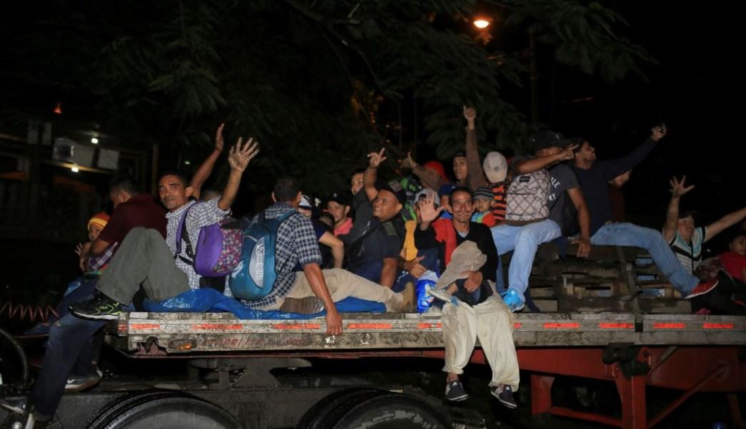Resultado de imagen para Capturan en México a 8 hondureños por incendiar una estación migratoria