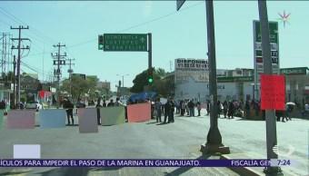 Oaxaca niega adeudos con maestros de la CNTE que realizan bloqueos