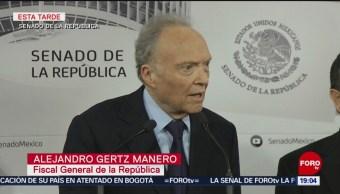 Alejandro Gertz Manero Destaca Derechos Víctimas