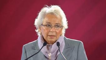 Sánchez Cordero: Se revisan 368 casos de presos políticos