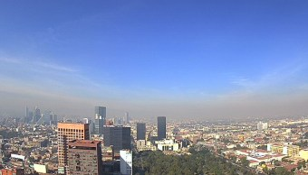 Prevén ambiente frío para la Ciudad de México