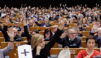 Foto: Parlamento Europeo reconoce a Guaidó presidente Venezuela 31 enero 2019