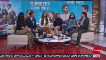 Película 'Mirreyes contra Godínez' se estrena este 25 de enero