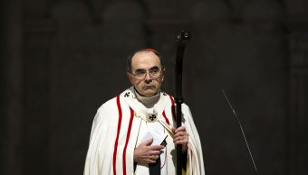 Fiscalía francesa no pide condena para cardenal