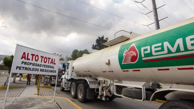 Requisitos Chofer Pipas Pemex Convocatoria Conductores