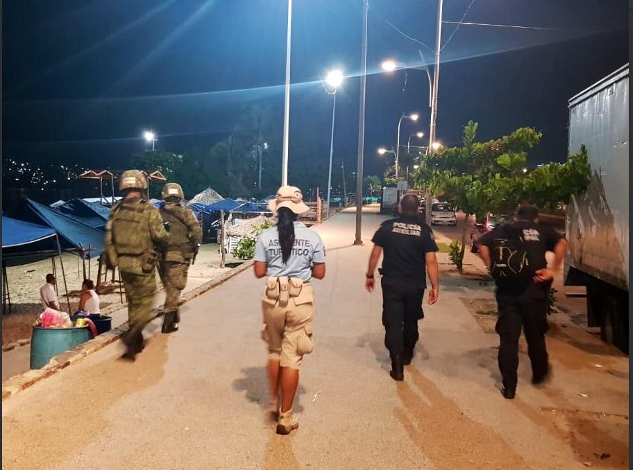 Seguridad Guerrero; Acapulco tiene un déficit mil policías