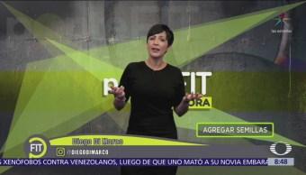 Ponte Fit: Jugo verde para bajar de peso