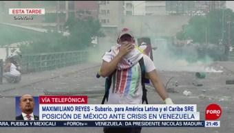 Foto: Maximiliano Reyes Posición México Ante Crisis Venezuela, 23 de enero 2019
