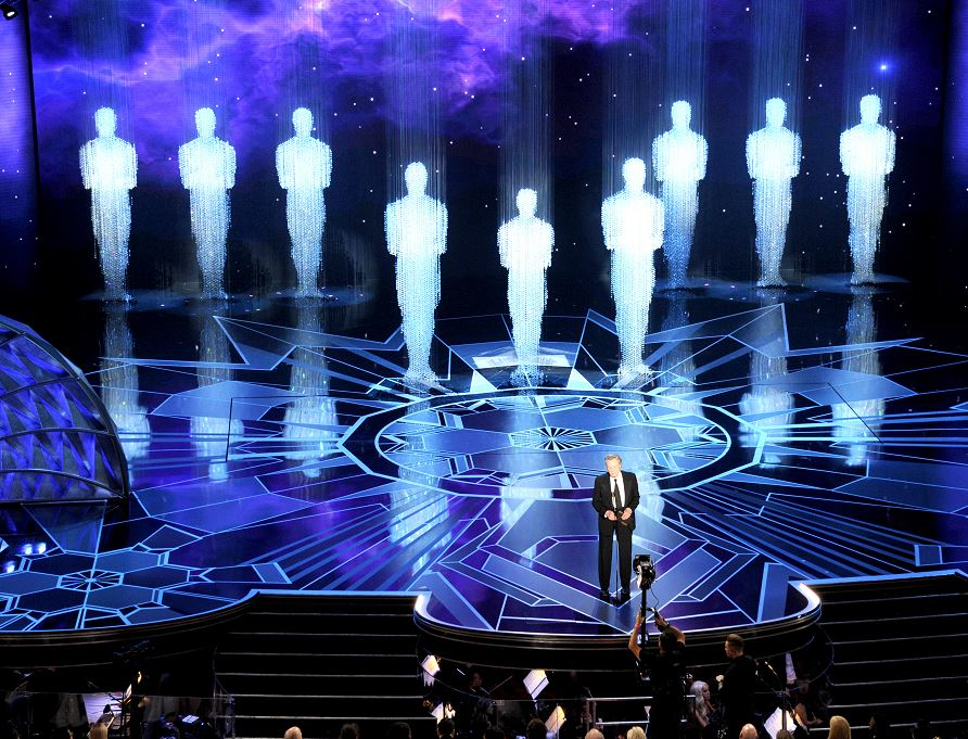 foto: ceremonia premios oscar febrero 2018