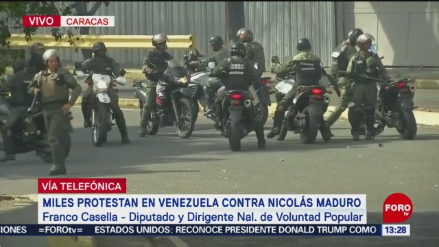 Presidente de Asamblea Nacional puede asumir cargo de ejecutivo federal en Venezuela
