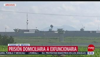Prisión Domiciliaria A Exfuncionaria Del Altiplano