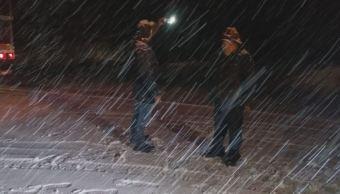 Pronostican caída de nieve en norte de México