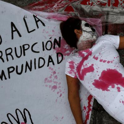 México obligado a desmantelar corrupción
